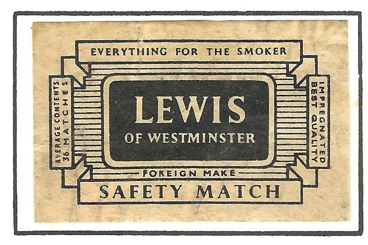 Lewis of Westminster